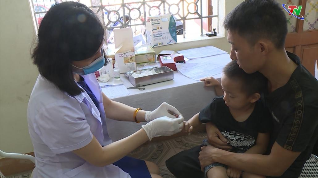 Thái Nguyên triển khai nhiều giải pháp hạ thấp tỷ lệ suy dinh dưỡng trẻ em