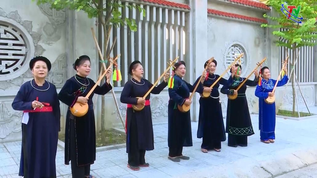 Câu lạc bộ đàn Tính hát Then tỉnh Thái Nguyên, lan tỏa, phát huy làn điệu Then trong cộng đồng