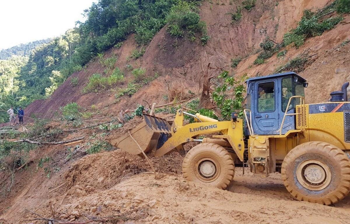 Vụ lở đất tại tỉnh Quảng Nam: Đã tìm thấy 16 thi thể nạn nhân