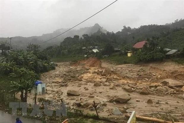 Tổng Thư ký LHQ gửi Điện thăm hỏi về vụ sạt lở đất ở miền Trung