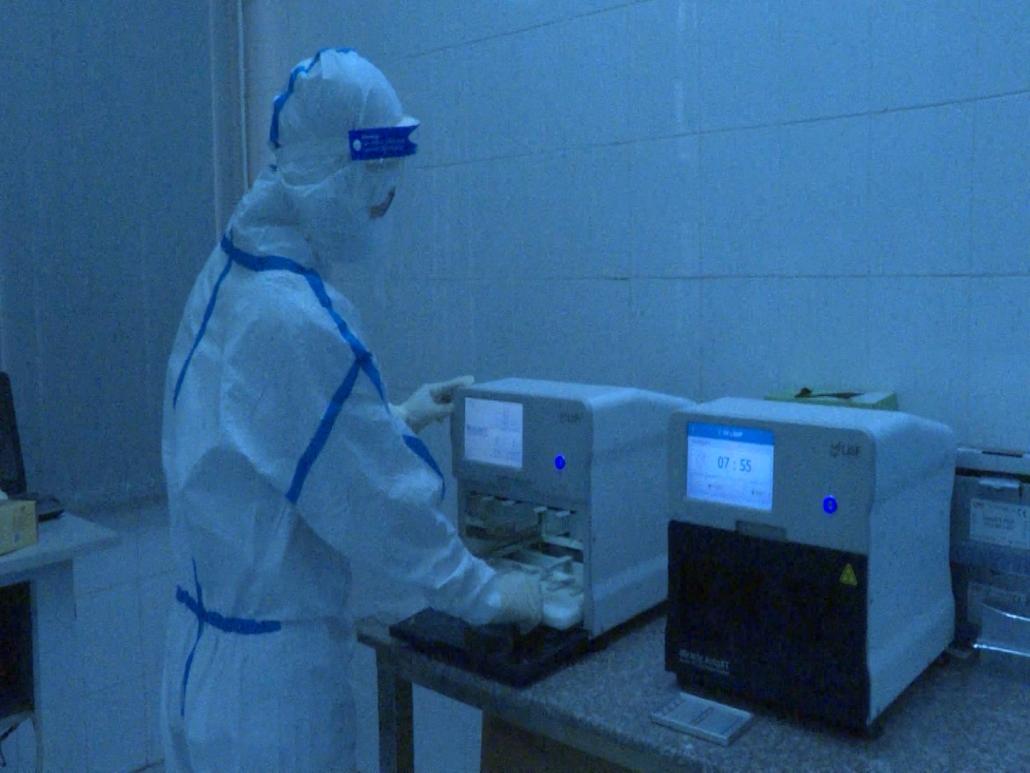 Xét nghiệm Sars- CoV-2 định kỳ cho người lao động