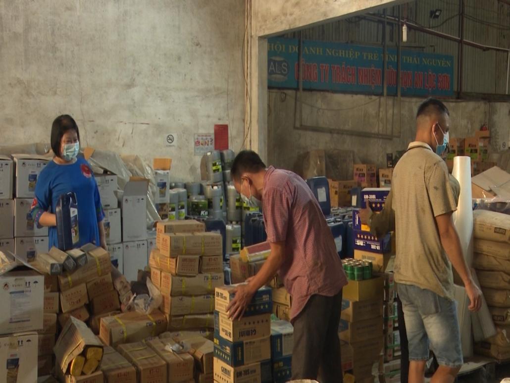 Câu lạc bộ nữ doanh nhân thành phố Thái Nguyên thi đua phát triển kinh tế - xã hội