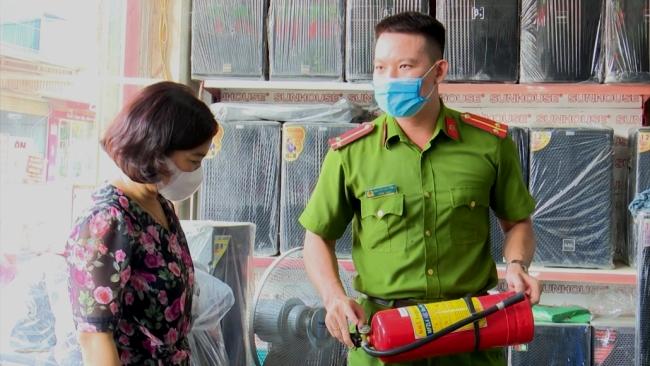 Đồng Hỷ tăng cường công tác phòng cháy, chữa cháy