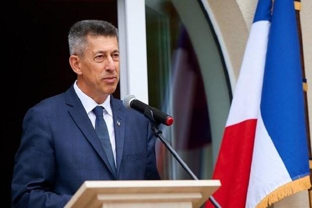 """Đại sứ Pháp bị trục xuất khỏi Belarus vì """"chưa trình quốc thư"""""""