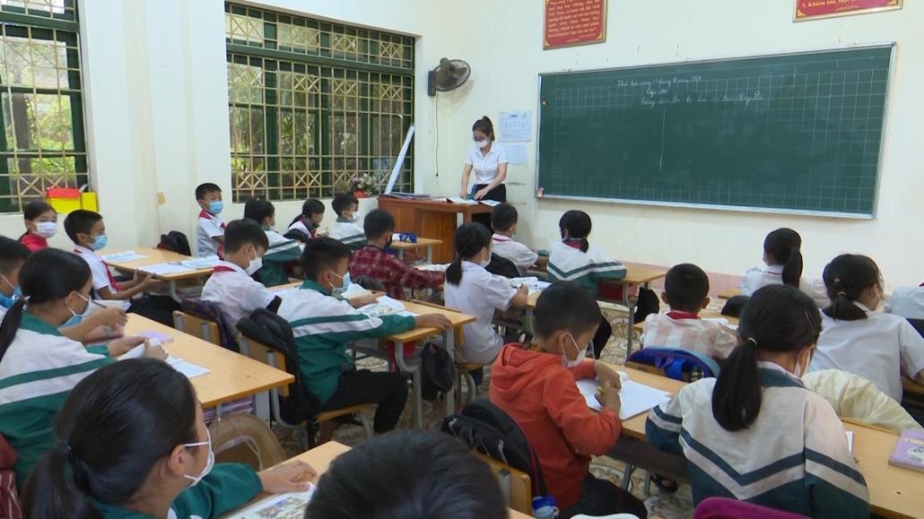 Phổ Yên nỗ lực đảm bảo các điều kiện cho học sinh yên tâm học tập