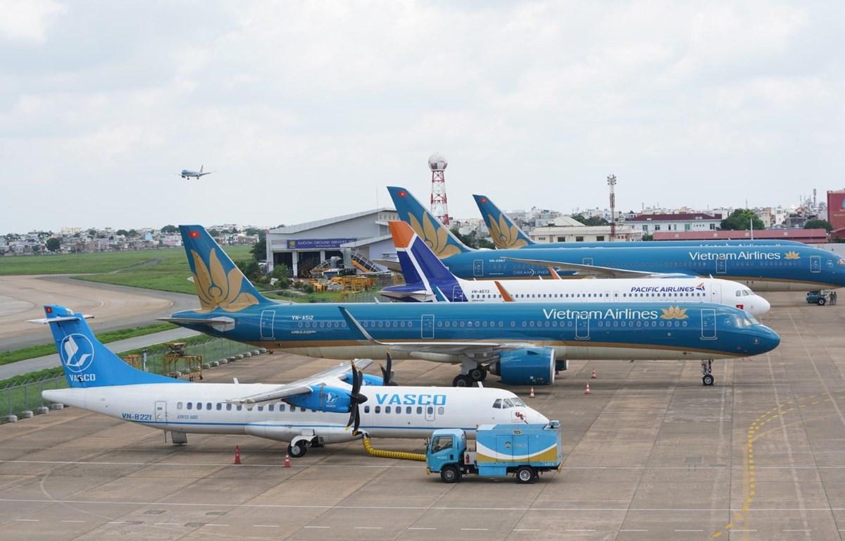 Vietnam Airlines Group dự kiến khai thác gần 40 đường bay nội địa