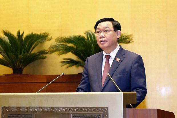 Phát biểu khai mạc Kỳ họp thứ hai Quốc hội khóa XV của Chủ tịch Quốc hội