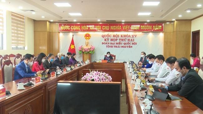 Khai mạc kỳ họp thứ hai, Quốc hội khóa XV