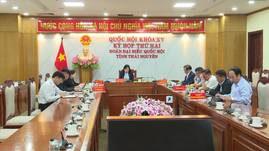 Ngày làm việc thứ 4, Kỳ họp thứ hai, Quốc hội khóa XV