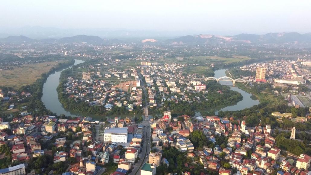 Thái Nguyên trên đường đổi mới