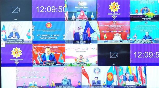 Việt Nam chủ động đóng góp trách nhiệm vào công việc chung của ASEAN