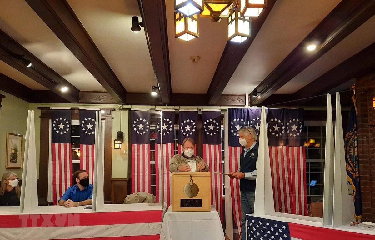 Bầu cử Mỹ 2020: Cuộc tổng tuyển cử chính thức bắt đầu