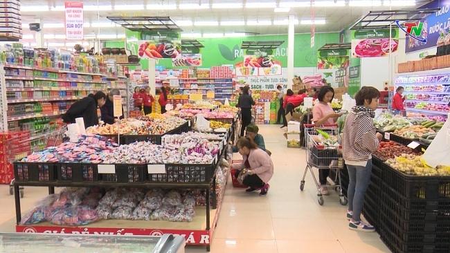 Doanh thu dịch vụ trên địa bàn tỉnh Thái Nguyên tăng so với cùng kỳ