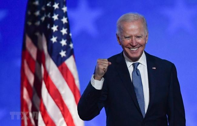 Bầu cử Mỹ 2020: Ứng cử viên Joe Biden tự tin vào chiến thắng