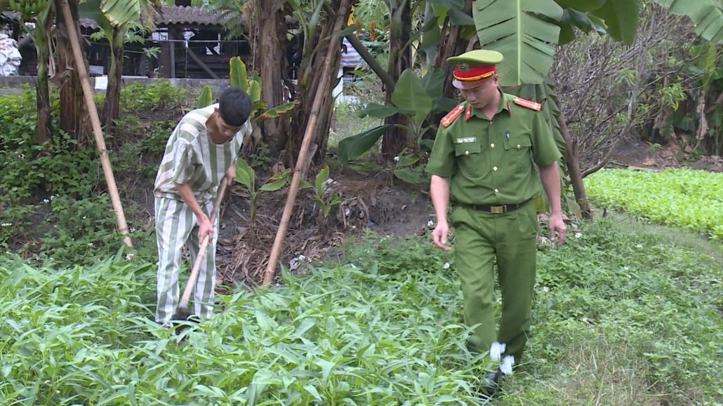 Kỷ niệm 70 năm ngày thành lập lực lượng Cảnh sát quản lý trại giam và thi hành án hình sự