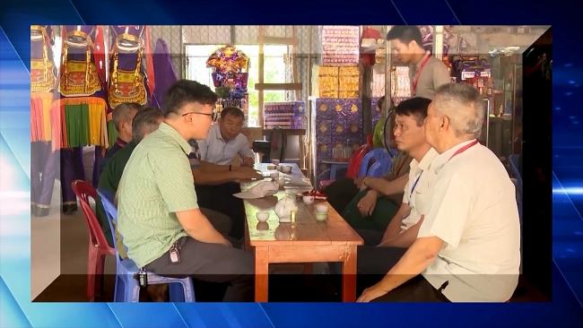 Phản hồi việc thực hiện kết luận Thanh tra liên ngành về các hoạt động tại đền Đá Thiên, huyện Đồng Hỷ