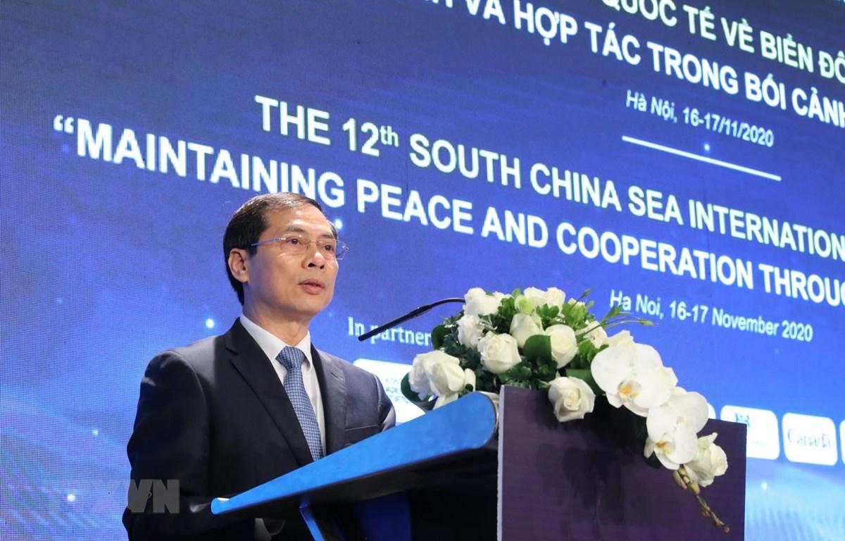 Duy trì hòa bình và hợp tác trong bối cảnh có nhiều biến động