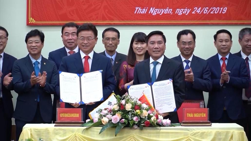 Nhịp cầu hữu nghị Việt Nam - Hàn Quốc