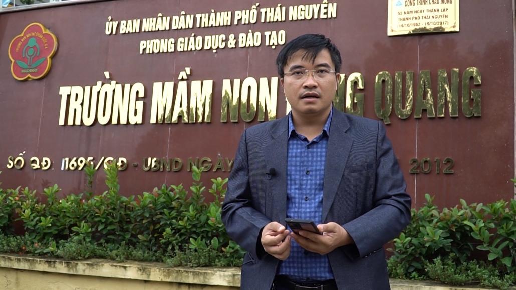 Ô nhiễm không khí ở Thái Nguyên - Không đến mức đáng báo động