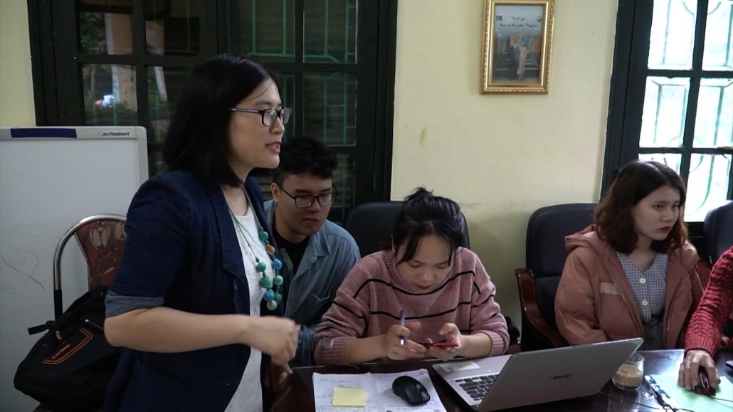 Nhà trường - doanh nghiệp đồng hành cùng sinh viên khởi nghiệp