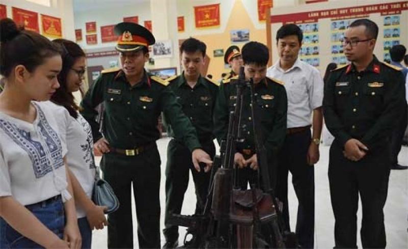 Tuổi trẻ quân đội quyết tâm giành thành tích cao trong công tác Đoàn