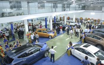 Hyundai Thành Công mở rộng thêm hệ thống đại lý 3S