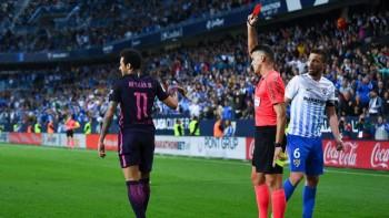 cronaldo neymar co nguy co lo tran real madrid barcelona