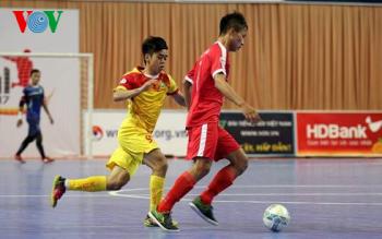 futsal hdbank 2017 cao bang thang kich tinh sai gon fc