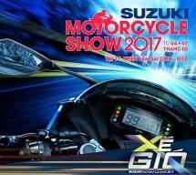 quotxe gioquot cung suzuki tai trien lam moto xe may viet nam 2017