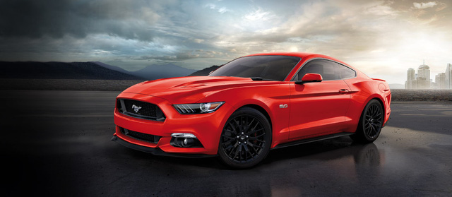 ford mustang la xe the thao ban chay nhat the gioi