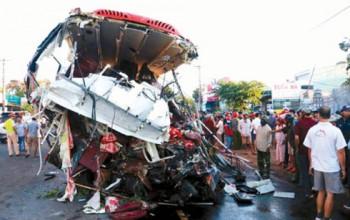 Giảm tai nạn phải bắt đầu từ tài xế