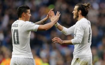 Thể thao 24h: MU tính mua cả James Rodriguezvà Bale