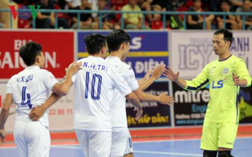 thai son nam vao bang dau de tho o giai futsal cac clb chau a 2017
