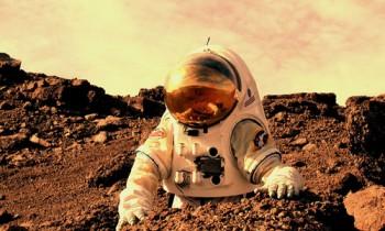 Hiểm họa ung thư với phi hành gia lên sao Hỏa