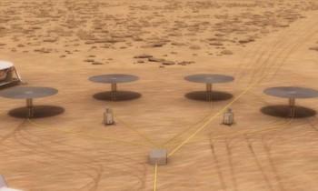 Lò phản ứng hạt nhân cấp điện cho người định cư sao Hỏa