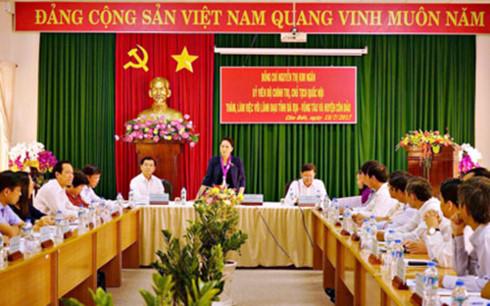 co nhung van de con dao co the lam duoc khong can trung uong