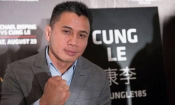 """Võ sĩ gốc Việt Cung Lê: """"Pierre Flores chỉ là một kẻ thất bại"""""""