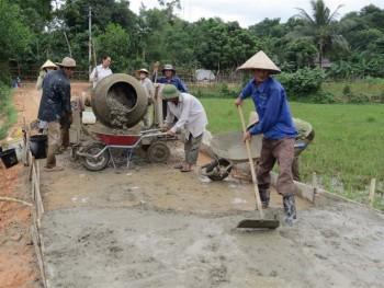 Quảng Bình phân bổ hơn 130 tỷ đồng xây dựng NTM