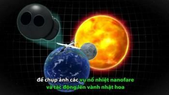 NASA cho máy bay bám theo nhật thực toàn phần