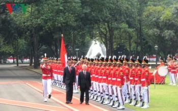 Đảng và Nhà nước Việt Nam luôn coi trọng các nước láng giềng khu vực