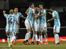 argentina truoc cuoc chien kho khan gianh ve du world cup 2018