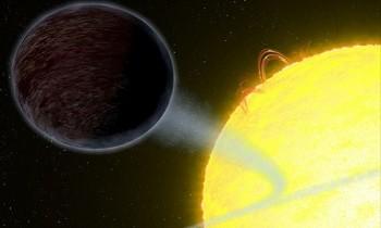 Hành tinh màu đen 'nuốt chửng' 94% ánh sáng