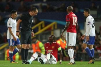 HLV Mourinho thông báo về chấn thương của Pogba