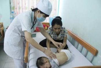 Ghi nhận hơn 900 ca tay chân miệng ở trẻ em