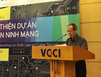 DN lo ngại luật An ninh mạng chồng chéo với Luật ATTT ban hành năm 2015