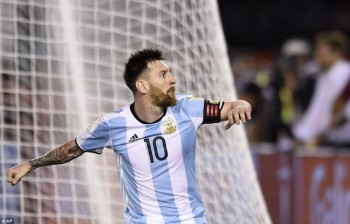 argentina truoc tran chien sinh tu o vong loai world cup 2018