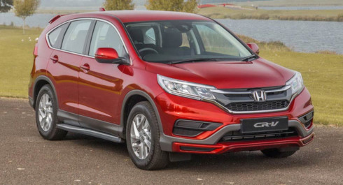 honda cr v s plus 2018 vua ra mat co gi dac biet