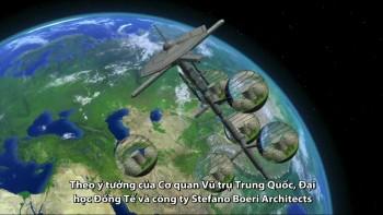Trung Quốc tính đưa thành phố rừng lên sao Hỏa