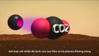 Sao Hỏa có điều kiện lý tưởng để sản sinh oxy
