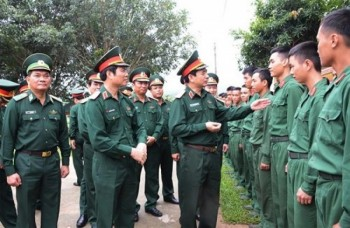 Kiểm tra, đánh giá thực chất, nâng cao chất lượng công tác quân sự, quốc phòng